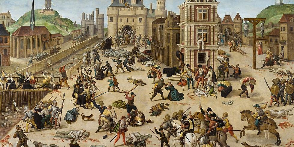 Le crime à Paris de l'Antiquité au XVIIIe siècle
