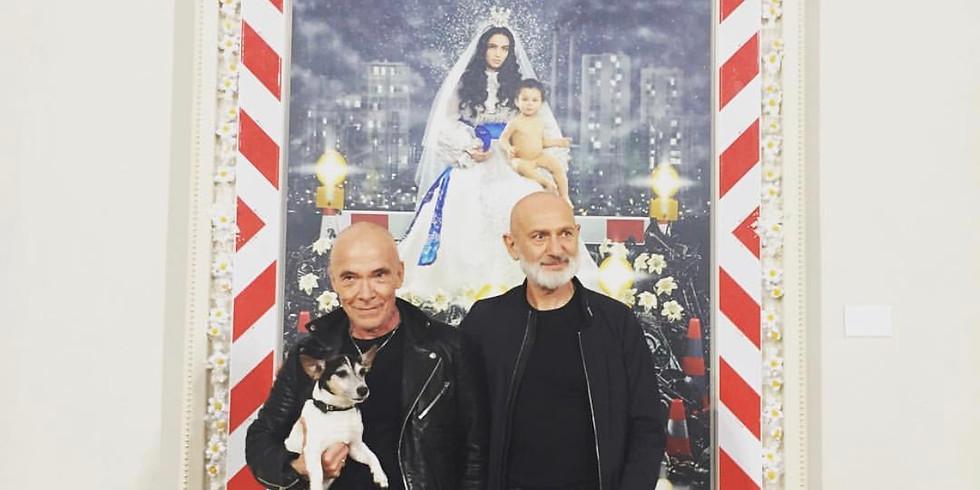 Pierre et Gilles, l'art du portrait kitch et sophistiqué