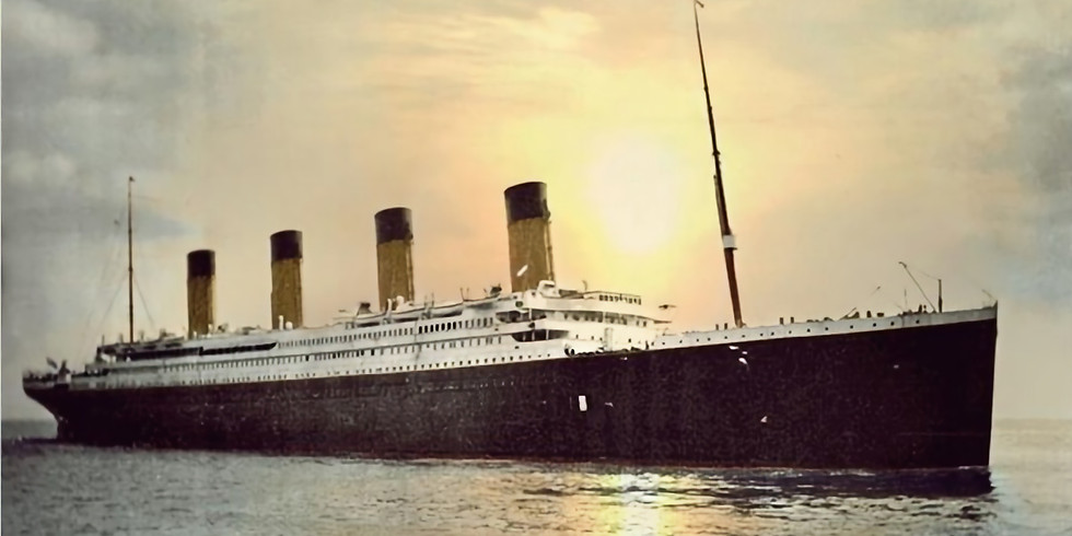 """Conférence """"La Tragédie du Titanic"""""""