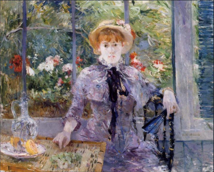 Berthe Morisot, la peintre rebelle