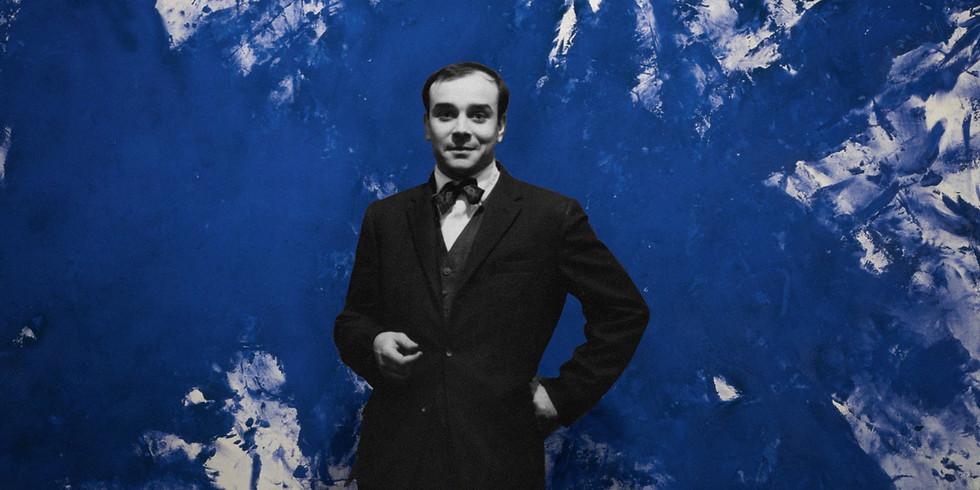 Yves Klein, le peintre du bleu