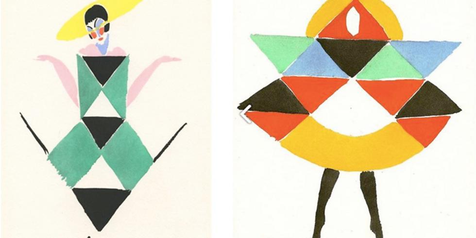 Cycle femmes artistes : Sonia Delaunay, rythmes et couleurs
