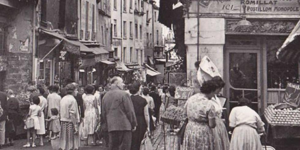 """Visite guidée """"La rue Mouffetard entre Panthéon et Saint-Médar"""""""