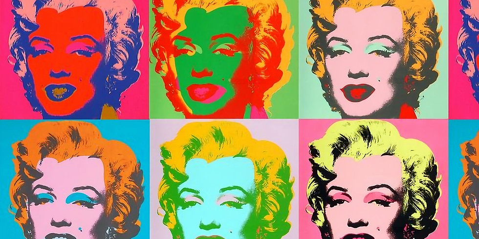 "Conférence ""Andy Warhol, maître du Pop Art"""