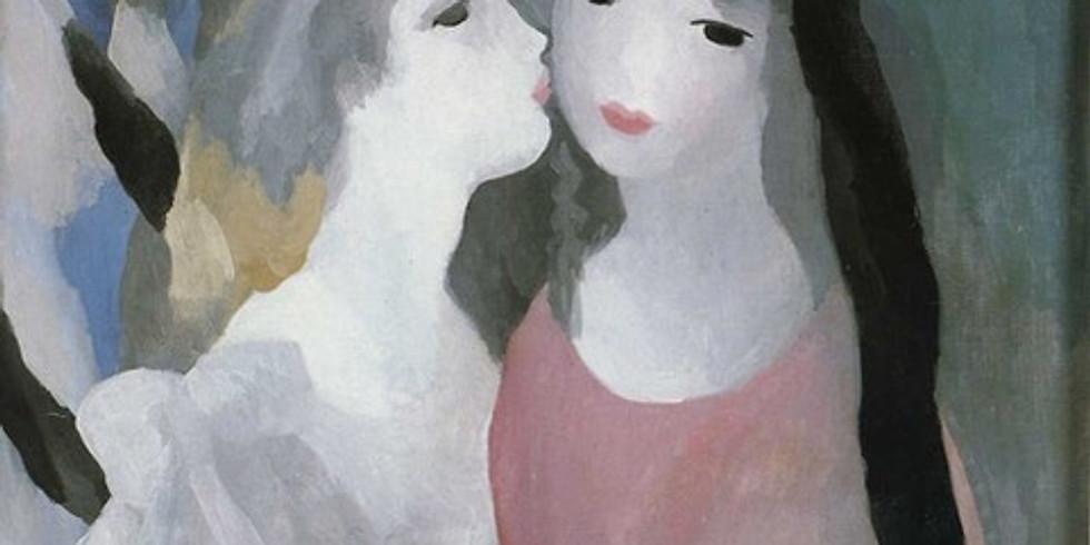 Cycle femmes artistes : Marie-Laurencin, la peintre libre