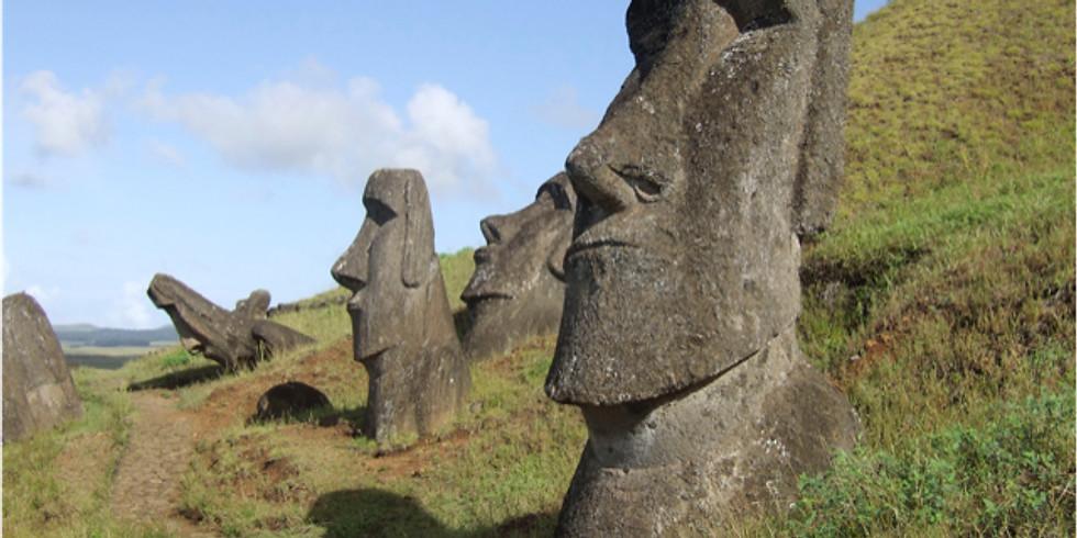 Cycle Voyage: les énigmes de l'île de Pâques