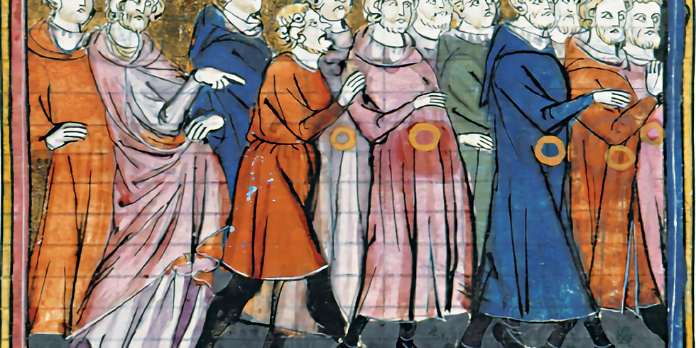 Les juifs au Moyen-Age