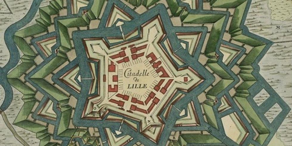 """Conférence """"Vauban, l'art des fortifications"""""""