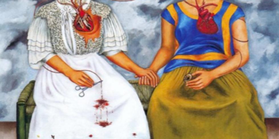 Frida Kahlo, une vie en peinture