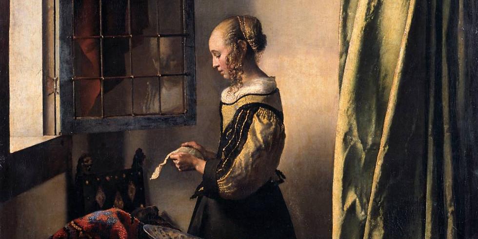Vermeer, la richesse intérieure