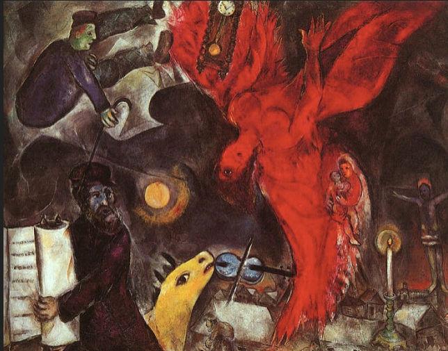 Chagall, le passeur de rêves