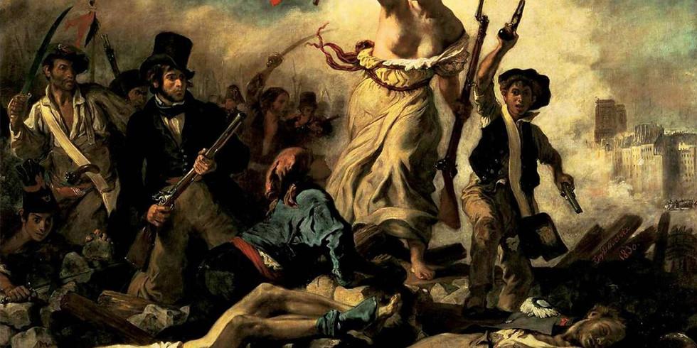 Delacroix, la gloire n'est pas un vain mot