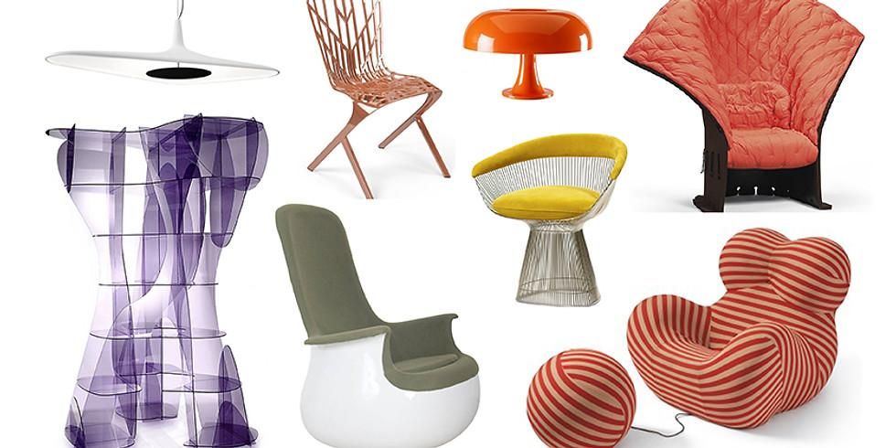 Mobiliers d'architectes : le design de 1960 à 2010