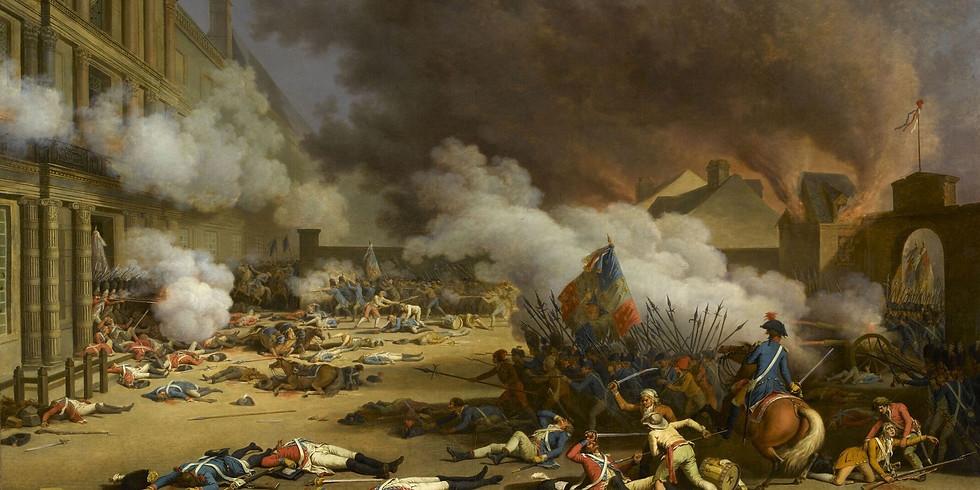 Paris sous la Révolution