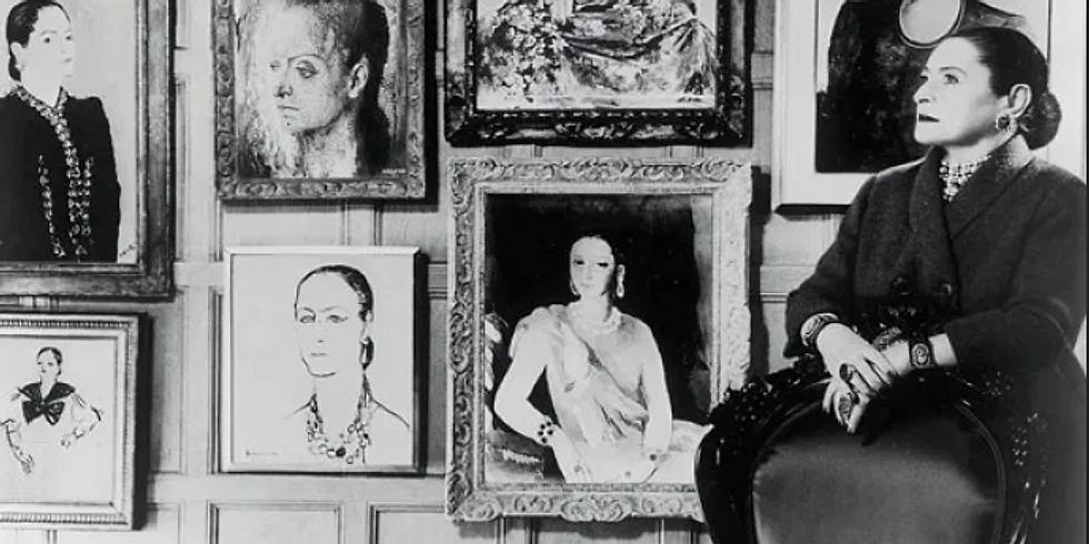 Helena Rubinstein, des salons de beauté aux ateliers d'artistes
