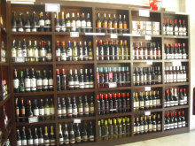 Candidasa bottle shop