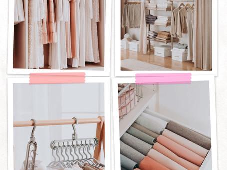 5 astuces pour optimiser l'espace dans vos armoires