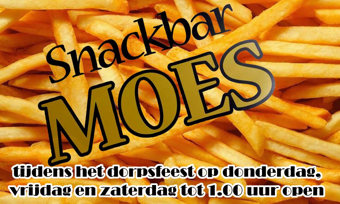 Snackbar Moes