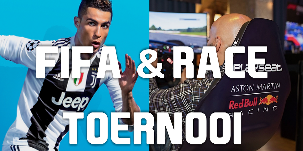 FIFA en Race toernooi