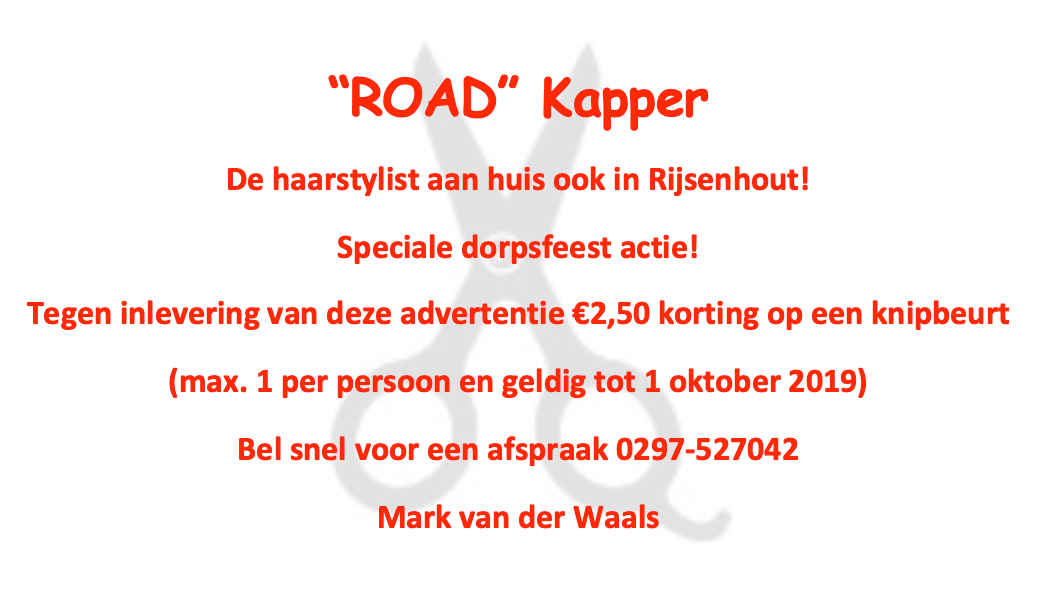 Road Kapper