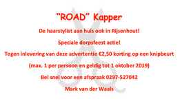 Road Kapper