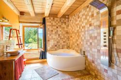 La salle de bain Margeriaz