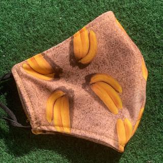 Banana Fashion Face Mask