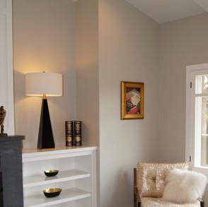Bedroom-Mantle Detail