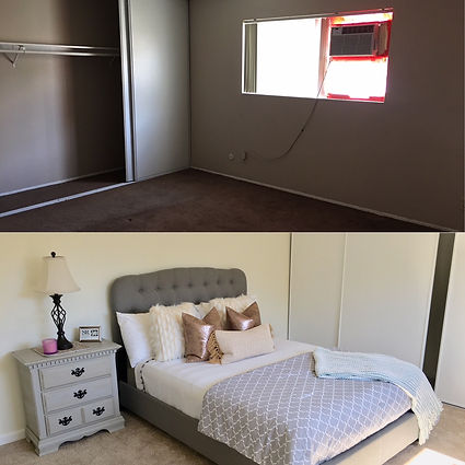 5-Vacant Home Redesign-Staged To Sell-Santee, CA.
