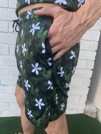 Gym Shorts Side