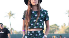The Zoe Report Voted Best Street Wear looks at Coachella Music Festival 2015