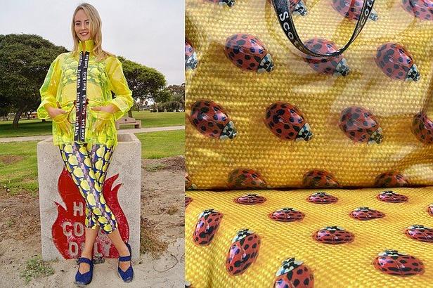 Scott Rich: San Diego's most colorful fashion designer