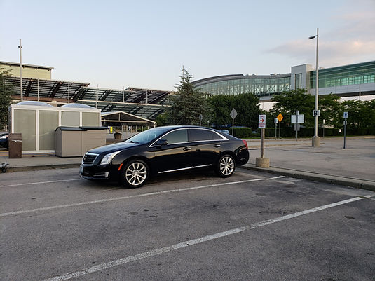 Limo Parking at Providence TF Green Airport