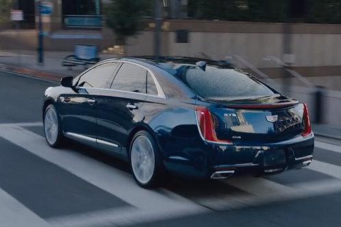 Luxury Sedan