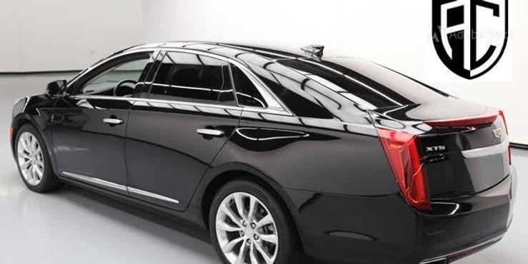 Autonomous Chauffeur Luxury Sedan