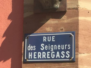 Herregass