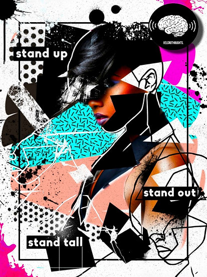 Stand Up, Stand Tall.