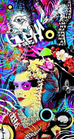 Picasso Girls. (Geisha Edition.)