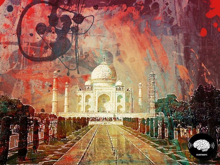 Taj Mahal. (Urban Edition.)