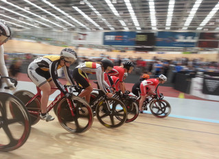 Track National Championships 2018 and Wellington teams