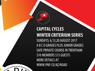 Capital Cycles Criterium Series