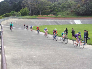 Women's track programme success, more riders sought