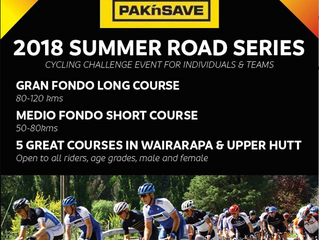 Summer Series Race 2 Notices