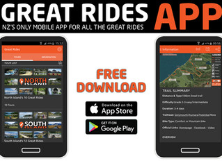 Free Great Rides App