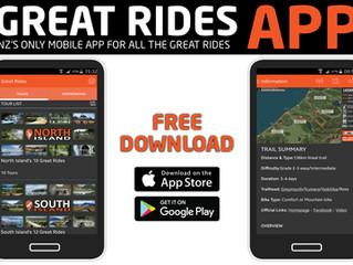 Free Great Rides App