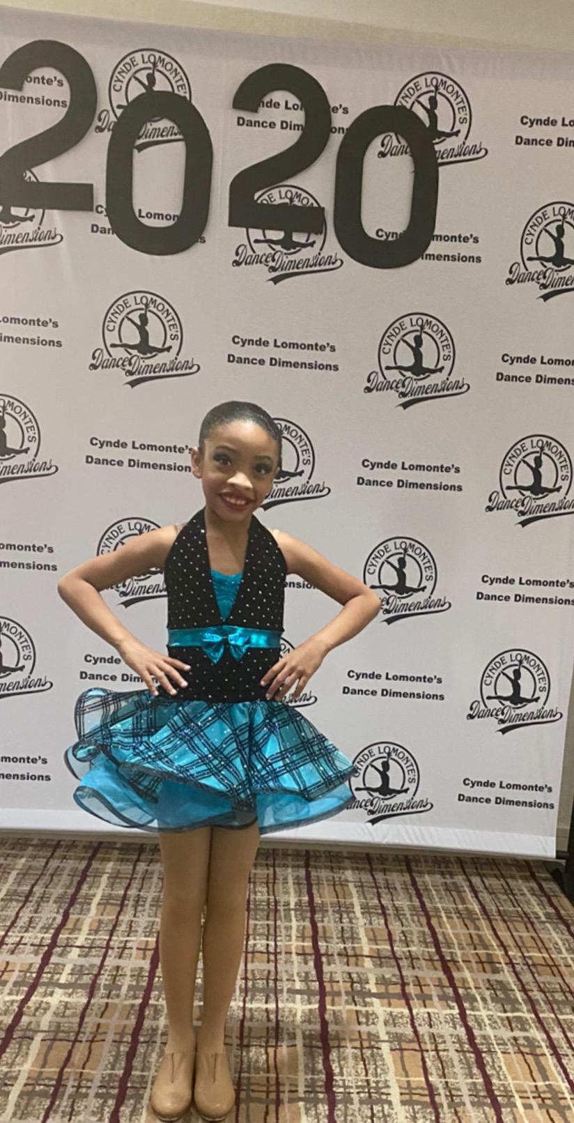 Keira (Jr Co. member), Recital 2020