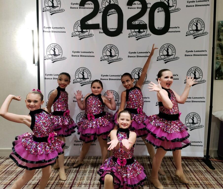 Jr Company Fun!, Recital 2020