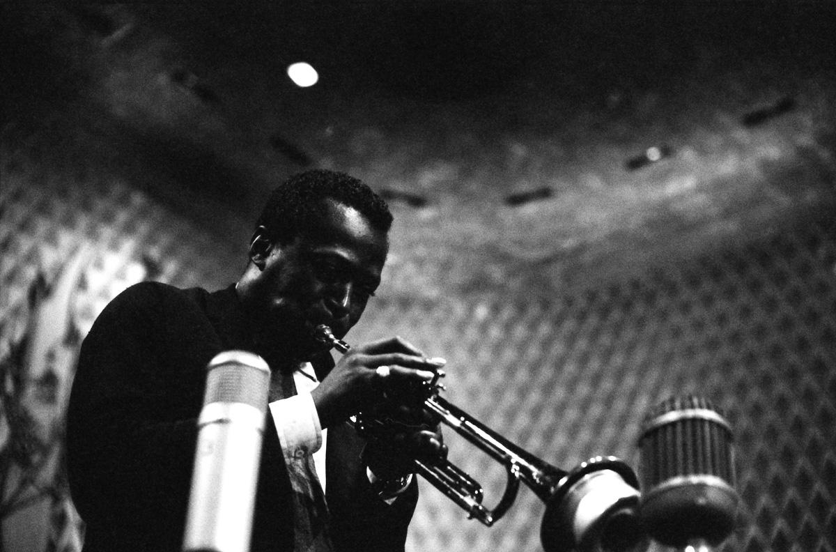 The Late Miles Davis