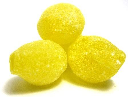 CBD Lemon or Watermelon Hard Candy Drops