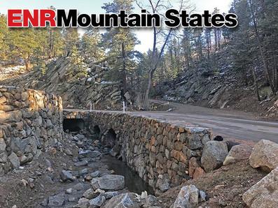 "ENR Mountain States ""Best Highway/Bridge"" Award 2019"